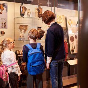 Faites-leur découvrir vos musées préférés
