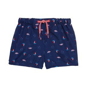 Short de bain enfant à motifs Sergent Major