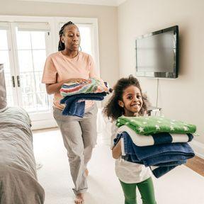 Rappelez les règles de vie essentielles à la famille