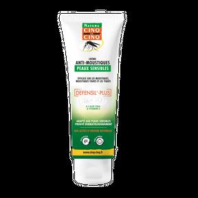 Cinq sur Cinq - Crème anti-moustiques pour peaux sensibles