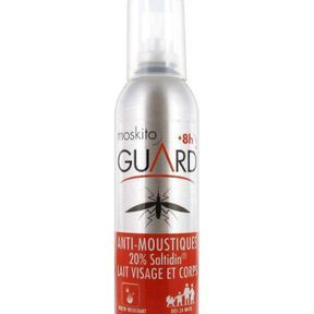 Moskito Guard - Lait hydratant anti-moustiques