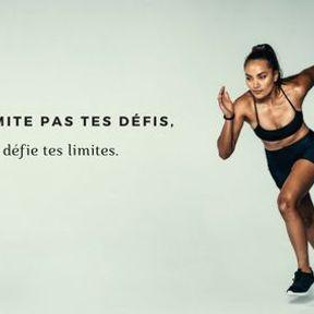 Ne limite pas tes défis, défie tes limites