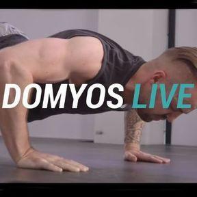La salle de sport à domicile : Domyos Live