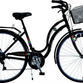 Vélo de ville femme GoSport