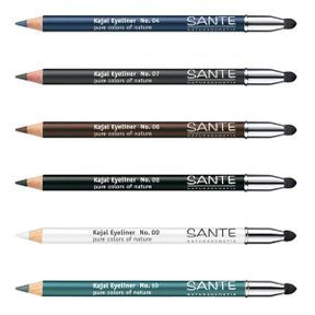 Un crayon à paupières tout doux de chez SANTE Naturkosmetik