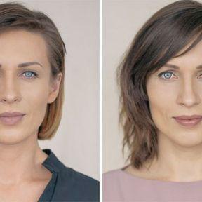 """""""Devenir mère""""- 33 femmes photographiées avant et après la naissance de leur enfant #1"""