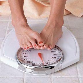 Je contrôle mon poids
