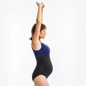 Le maillot de grossesse le plus sportif - Décathlon