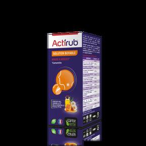 Actirub Solution Buvable - Santé verte