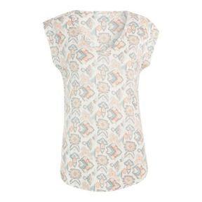 Tee-shirt à imprimés Comptoir des cotonniers printemps été 2014