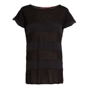 Tee-shirt bi-matières Comptoir des cotonniers printemps été 2014