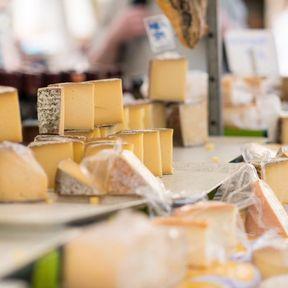 Les fromages à pâte dure ou très affinés