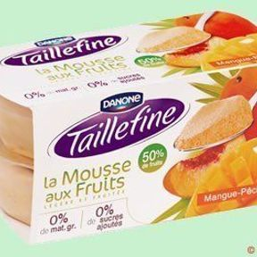 Mousse de fruits de Taillefine