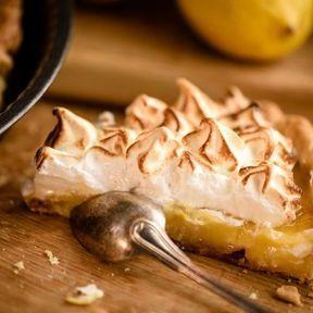 N°4 : la tarte au citron meringuée
