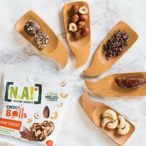 Energy Balls de [N.A !] Nature Addicts