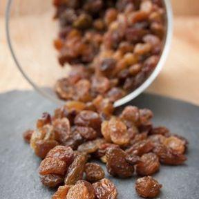Les raisins secs