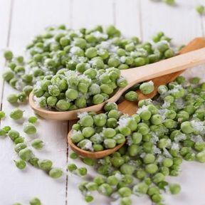 Les légumes surgelés sont moins riches en vitamines et minéraux