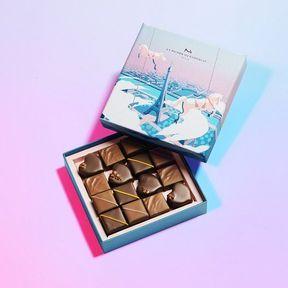 Vertige chocolat, la maison du chocolat, 2019