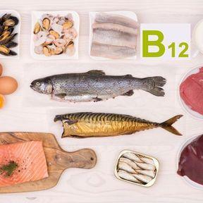 Les vitamines du groupe B