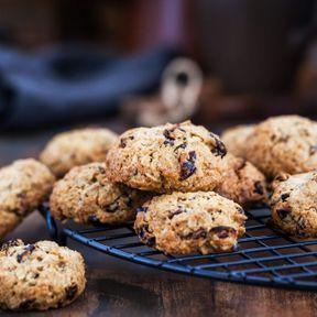 Les cookies aux flocons d'avoine