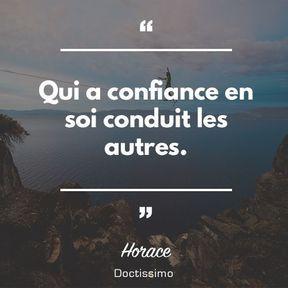 Citation d'Horace