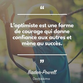 Citation de Baden-Powell