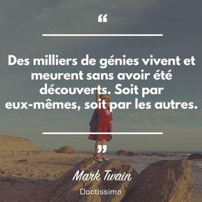 Citation de Mark Twain