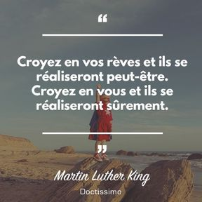 Citation de Martin Luther King