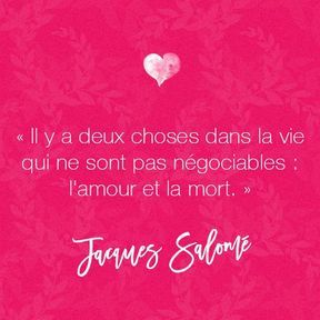 Citation amour de Jacques Salomé