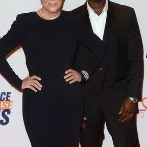 Kris Jenner et Corey Gamble (25 ans d'écart)