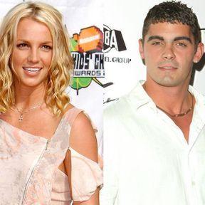 Britney Spears et Jason Alexander
