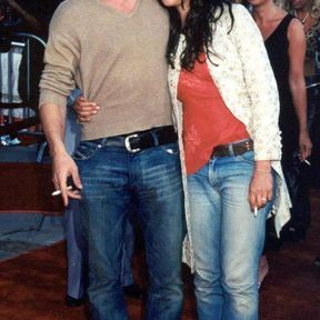 Colin Farrell et Amélia Warner
