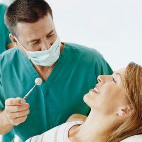 Des visites régulières chez le dentiste
