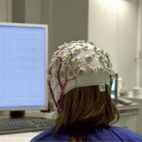Pendant une crise d'épilepsie