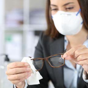 Les astuces antibuée sur les lunettes