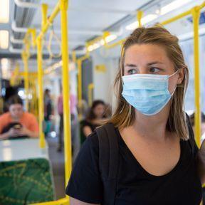 Masque et irritations cutanées