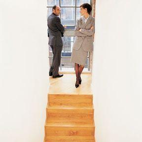 Prenez l'escalier