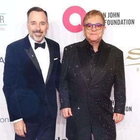 Elton John & David Furnish