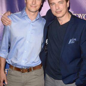 John Barrowman & Scott Gill
