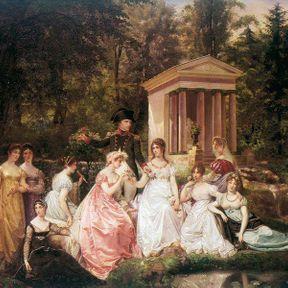 En 1796, Joséphine de Beauharnais… la mondaine qui affole Bonaparte