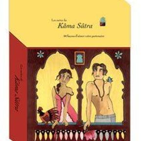 Les cartes du Kâma sûtra