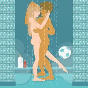 Le Kâma-Sûtra sous la douche
