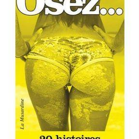 Osez 20 histoires de sexe, sun and sea