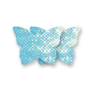 Nippies Papillons Turquoise