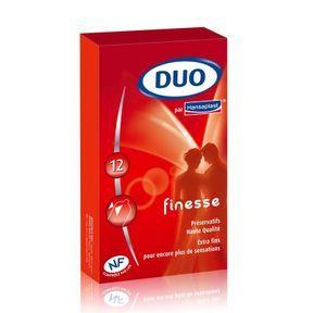 Préservatifs Finesse Duo