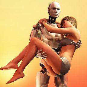 Se marier et faire l'amour avec des robots