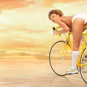 Le vélo : focus sur la région pelvienne.