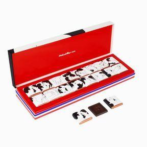 Une boîte de chocolats coquins