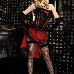 Corset Burlesque My Legavenue