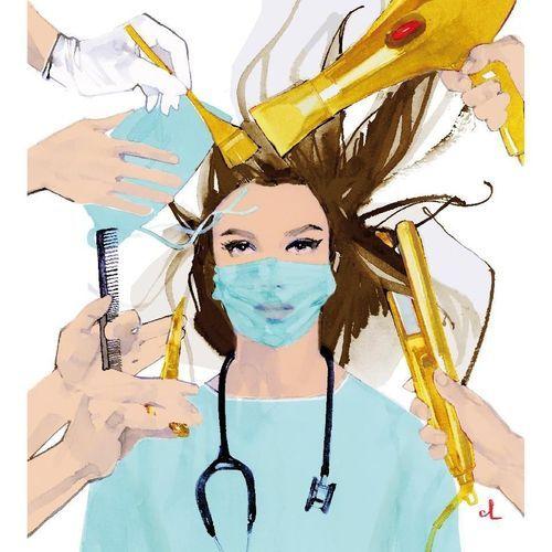 Les coiffeurs s'engagent pour les soignants avec l'opération Take Hair C-19